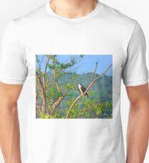 A Perched Osprey Unisex T-Shirt