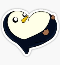 Gunter Heart Sticker