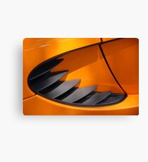 The art of the car: Lotus Elise (2005) > Canvas Print