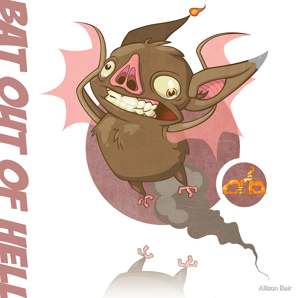 Bat Out of Hell by Allison Bair