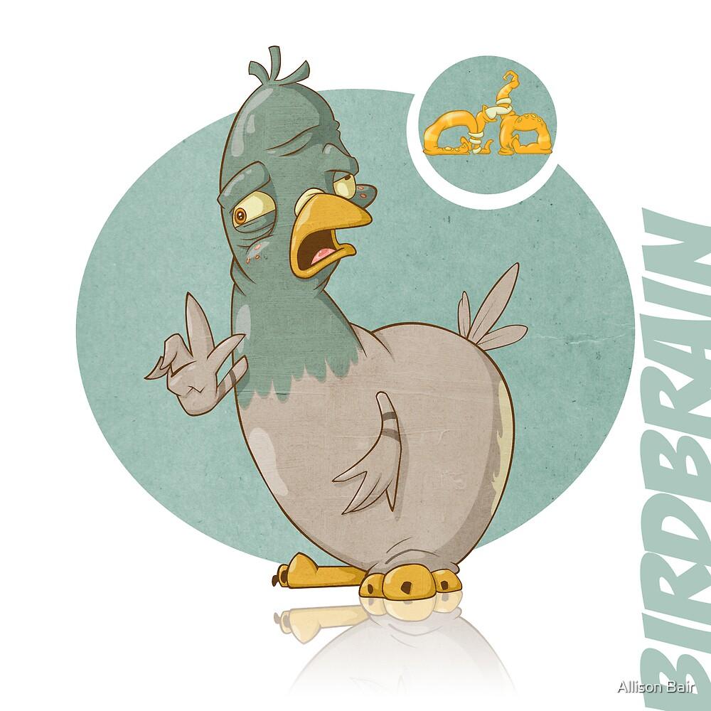 Birdbrain by Allison Bair