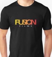 Fusion Films Official Logo (Black) T-Shirt