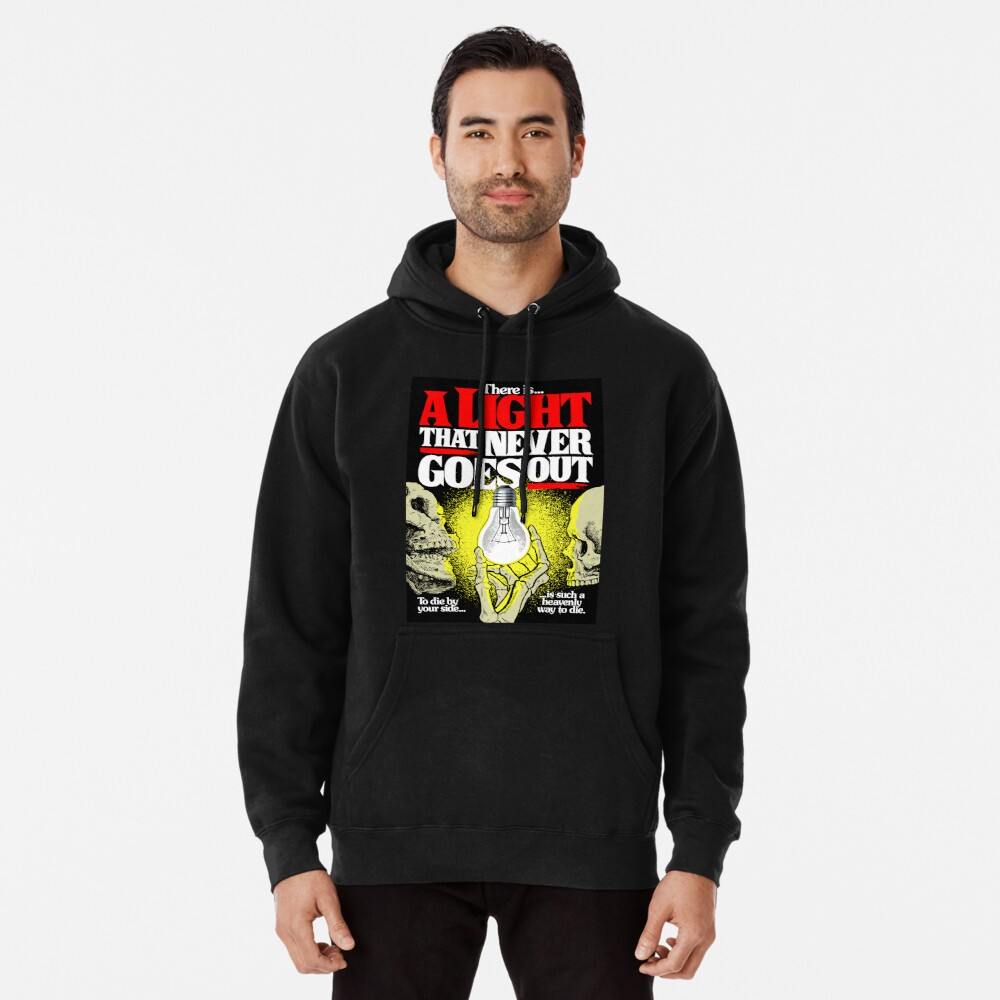There's a Light Pullover Hoodie