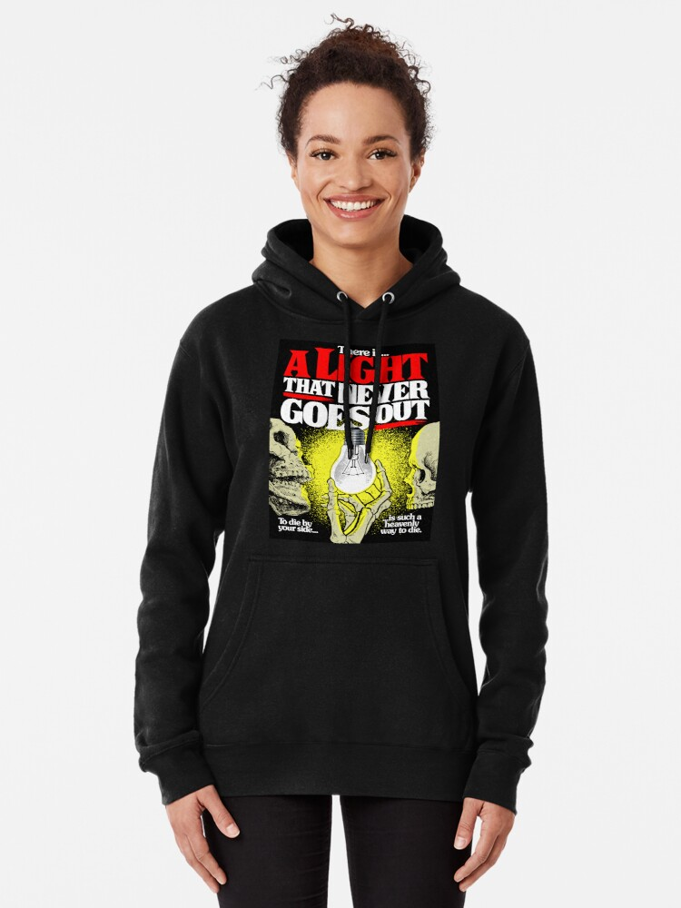 Alternate view of There's a Light Pullover Hoodie