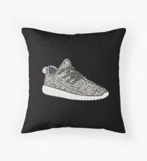 Yeezy Boost 350 Sticker  Throw Pillow