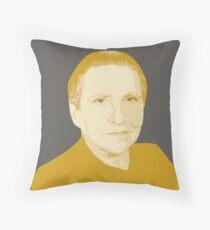 Gertrude Stein Throw Pillow