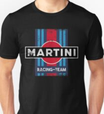 Martini Racing Team Retro T-Shirt