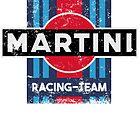 Martini Racing Team Retro by bravo21