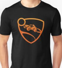 Rocket League - Crest (Orange) T-Shirt & Memorabilia Unisex T-Shirt