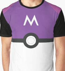 Master ball! The Ball Collection! Graphic T-Shirt