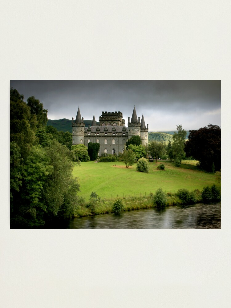 Alternate view of The Castle of  Clan Campbell Photographic Print