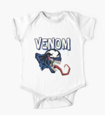 Venom Black art Kids Clothes