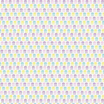 Jellyfish pattern design by CerealKitten