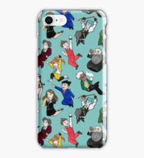 Ace Attorneys iPhone Case/Skin