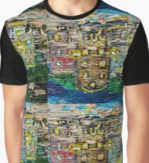 Neighborhood Reflections Graphic T-Shirt