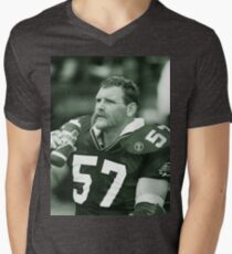 Bob Poley #57 Men's V-Neck T-Shirt