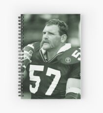 Bob Poley #57 Spiral Notebook