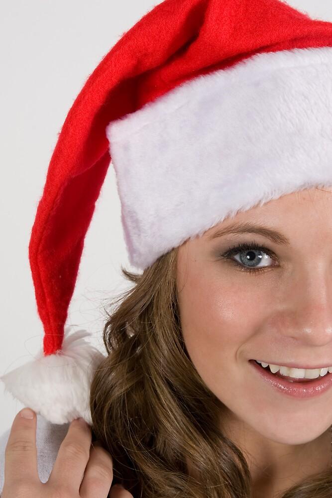 Christmas Portrait by Toddy Matthews