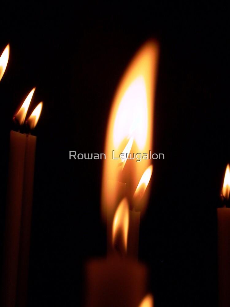 Flames of Hope by Rowan  Lewgalon
