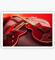 Metal Guitars (ESP Eclipse and Horizon) Sticker
