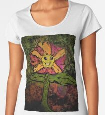 Fun Flower Women's Premium T-Shirt