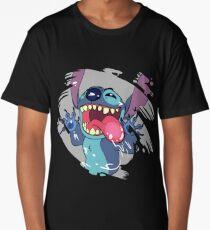 Stitch lick Long T-Shirt