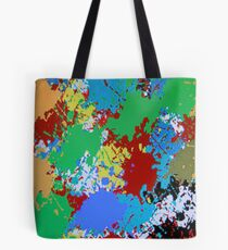 (SPRINGTIME)  ERIC WHITEMAN ART  Tote Bag