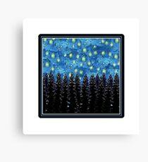 Natural Lighting Canvas Print
