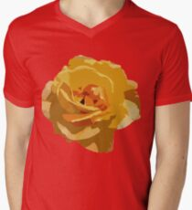 The Yellow Rose of Texas V-Neck T-Shirt