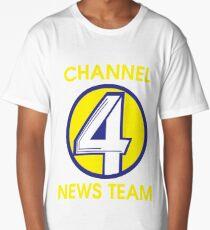 CHANNEL 4 NEWS TEAM Long T-Shirt