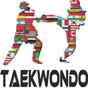 Taekwondo Worldwide by FortuneCookieTs