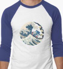 Sonic the Hedgehog - Hokusai T-Shirt