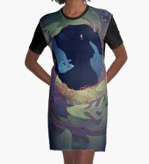 Insight Graphic T-Shirt Dress
