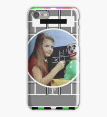 Test Card F iPhone Case/Skin