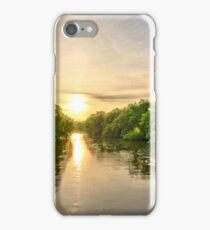 West Fork Cedar River iPhone Case/Skin