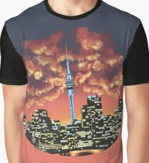 Auckland Graphic T-Shirt