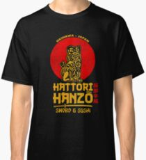 Camiseta clásica Hattori Hanzo