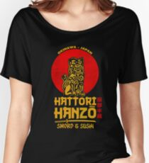 Hattori Hanzo Women's Relaxed Fit T-Shirt