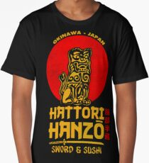 Hattori Hanzo Long T-Shirt