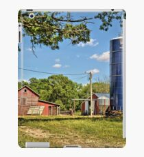 Abandoned Spring Farm iPad Case/Skin