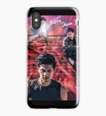 Harry Shum JR iPhone Case/Skin