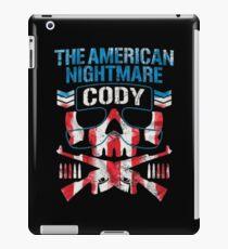 the nightmare iPad Case/Skin