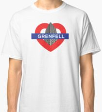 Grenfell tower Classic T-Shirt