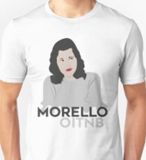 Versión blanca - Lorna Morello OITNB Unisex T-Shirt