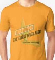 Brawndo, The Thirst Mutilator Unisex T-Shirt