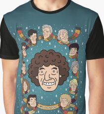 My Doctor is... The Fourth Doctor Graphic T-Shirt
