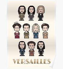 Team Versailles Poster