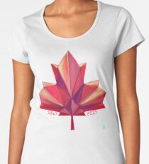 Canada 150 // Warm Women's Premium T-Shirt