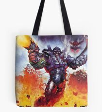 Mega Turrican Tote Bag