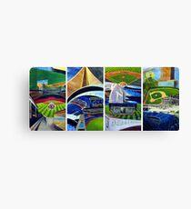 Stadium Series #1 Canvas Print